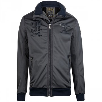 Veste Softshell douglas Happy Valley - Modèle homme