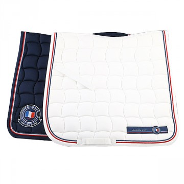 Tapis de selle Dressage France Lami-cell