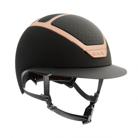 Casque Star Lady Shadow Noir Rose Gold Cheval Shop