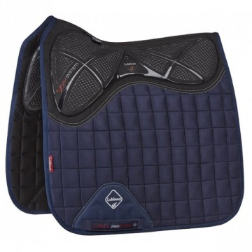 Tapis de Selle Dressage Xgrip Twin LeMieux