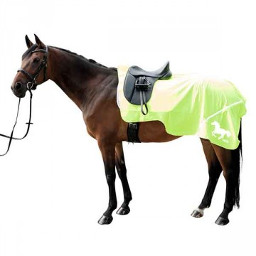 Couvre-reins Fluo HKM