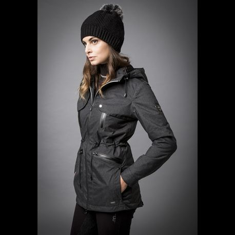 Manteau  Alessandro Albanese By Horseware Padova - Modèle femme Hiver 2018-19