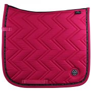 Tapis de selle dressage Mia Happy Valley