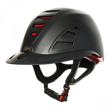Casque GPA First Lady 4S Red Line