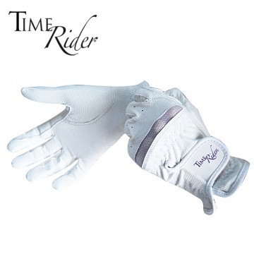 Gants cuir synthétique TIME Rider TRg 02