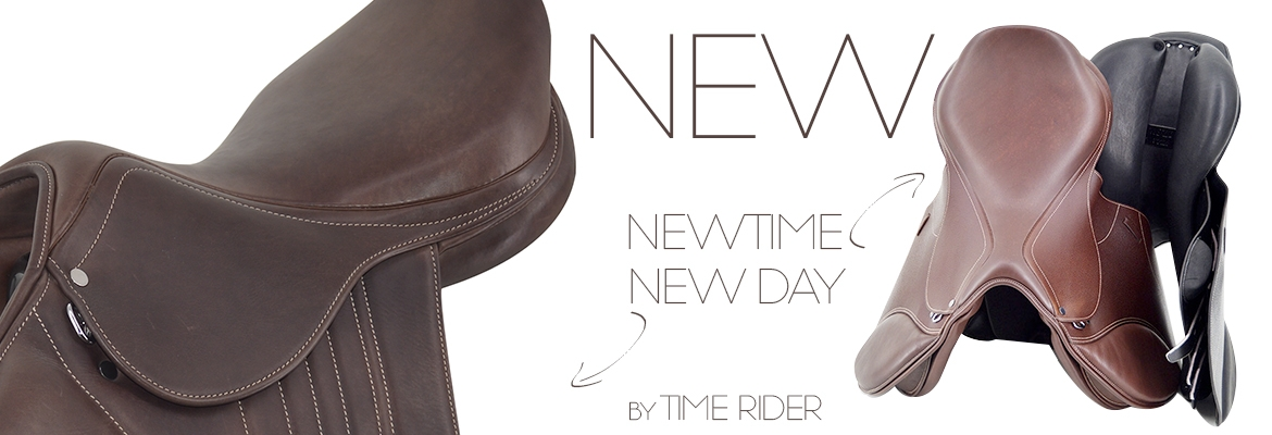Selles NEW TIME Rider
