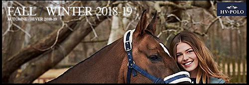 La Collection Happy Valley Automne - Hiver 2018-19