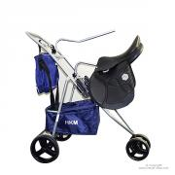 Chariot porte-selle pliable HKM