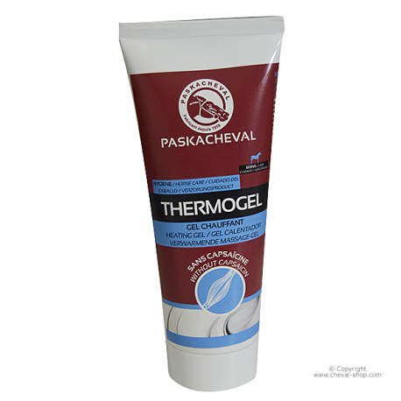 Thermogel Paskacheval - Gel chauffant