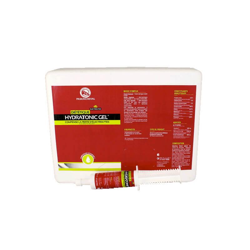 Hydratonic Gel Réhydratation et Récupération Paskacheval