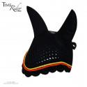Bonnet anti-mouches TIME Rider Sport Noir
