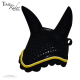 Bonnet anti-mouche TIME Rider Sport Noir