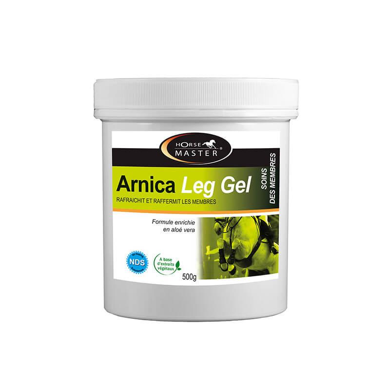 Arnica Leg Gel Horsemaster