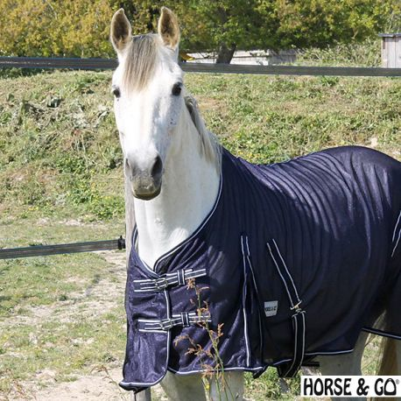Chemise anti-mouche Horse & Go