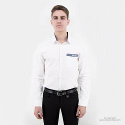 Chemise de concours TIME Rider Manches longues - Modèle homme