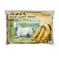 Bonbons pour chevaux avec goût -banane- 750 g