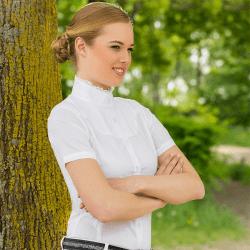 Chemise de concours Elt Carol - Modèle femme