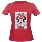 T-Shirt Enfant Love Minnie HKM