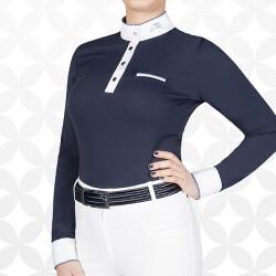 Polo de concours Equiline Gracielle - Modèle femme