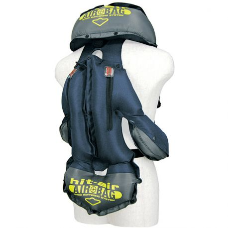 Gilet Air Bag Complet MLVC2 Hit Air Couleur