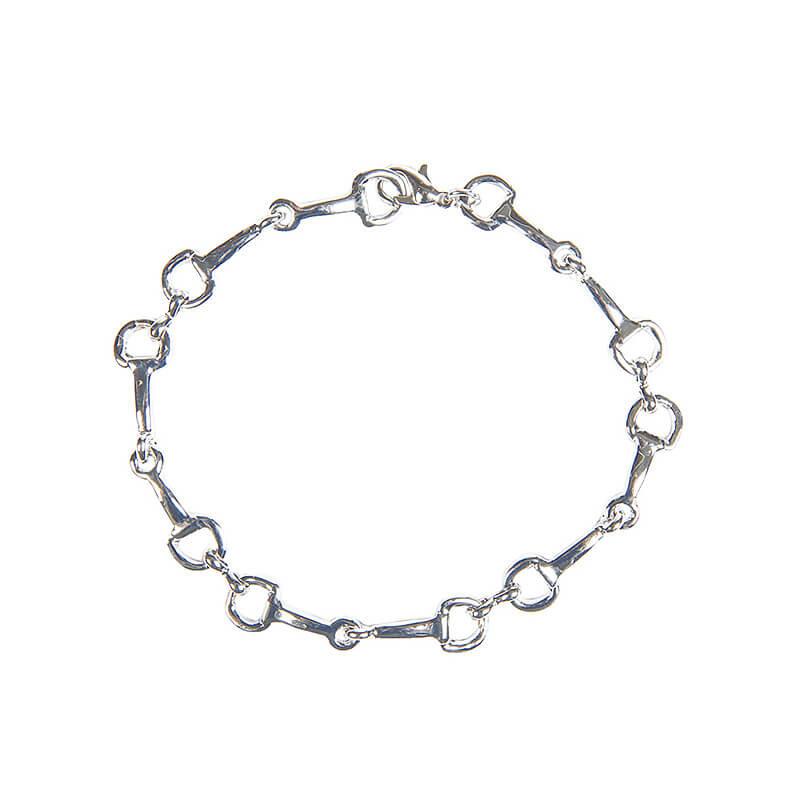Bracelet Mors argenté