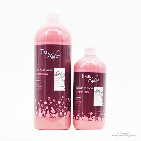 Shampoing Fruits rouges TIME Rider