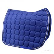Tapis de selle Bleu Roy Dressage TIME Rider