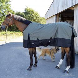 Couverture imperméable 300gr Horse & Go