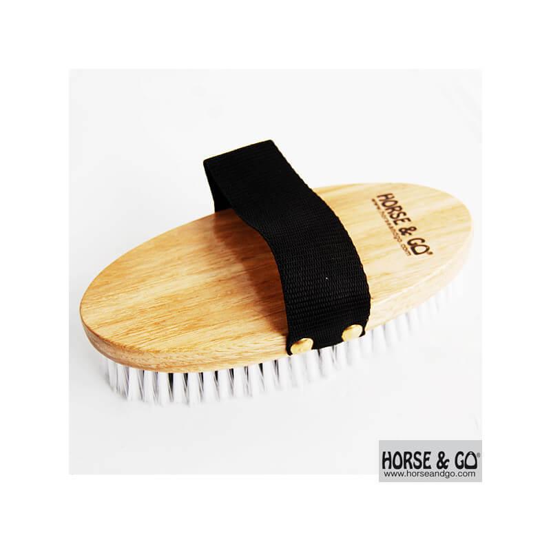 Brosse douce Horse & Go