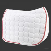Tapis de selle Blanc Dressage TIME Rider