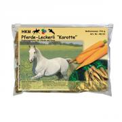 Bonbons pour chevaux avec goût -carotte- 750 g