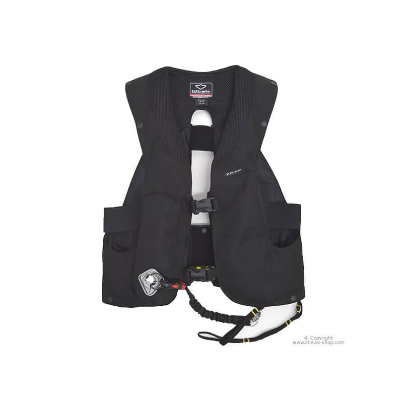 Gilet Airbag Equitation Hit Air Pour Enfant De 25 Kg Cavalier