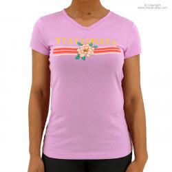 Tee-shirt femme Lavandou Stationata