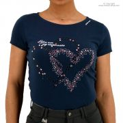 Tee-shirt femme Santa Giulia Stationata