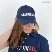 Casquette First Stationata