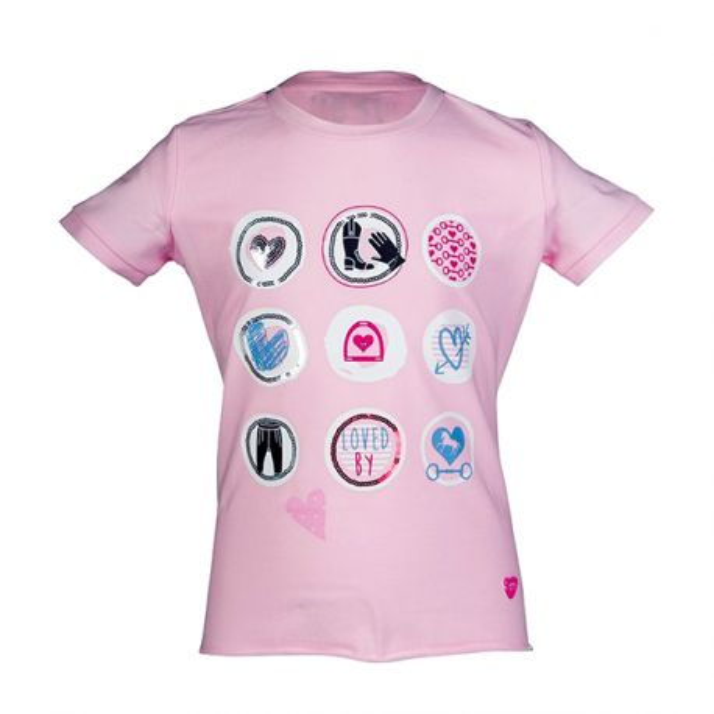 Tee-shirt enfant Piccola Heart HKM