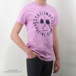 Tee-shirt homme Lacanau Stationata