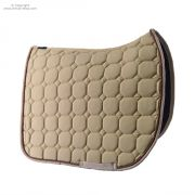 Tapis de selle dressage beige TIME Rider