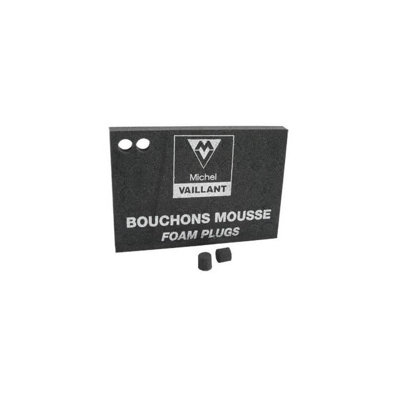 Bouchons mousse Fastuds Michel Vaillant x50