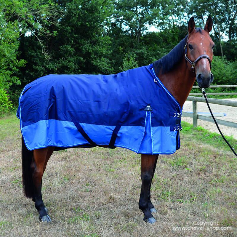 Chemise imperméable doublée coton Horse & Go