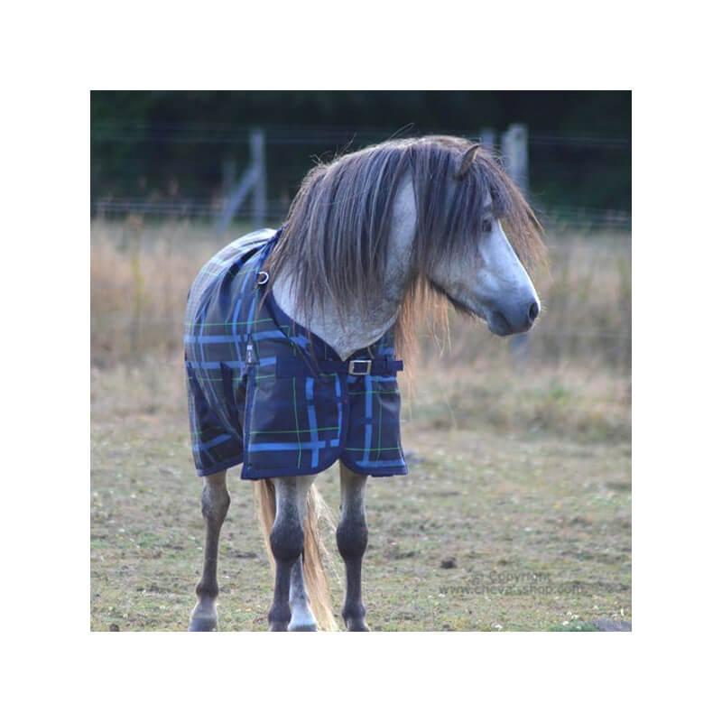 Couverture imperméable 200g poney Horse & Go