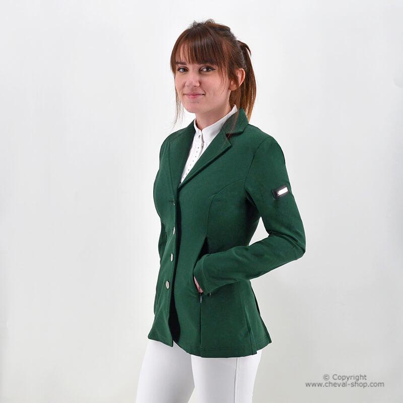 Veste de concours femme Time Rider Sport