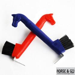 Cure-pieds tête de cheval Horse & Go