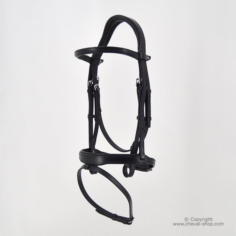 Bridon anatomique confort Time Rider