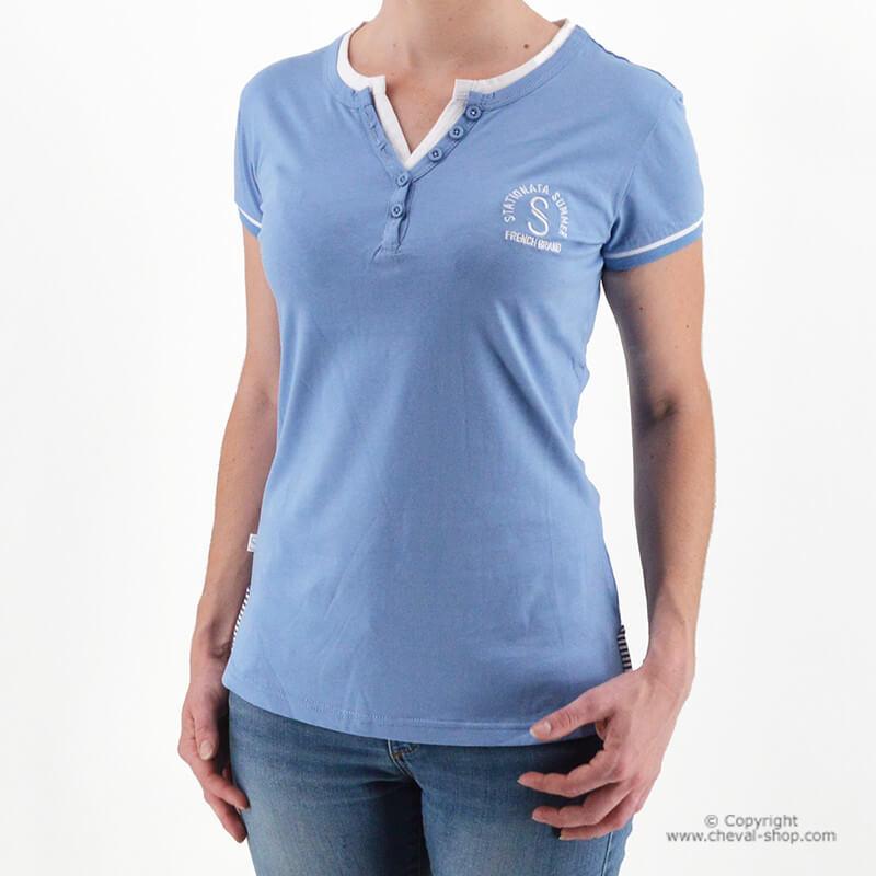 Tee Shirt Femme Elise STATIONATA