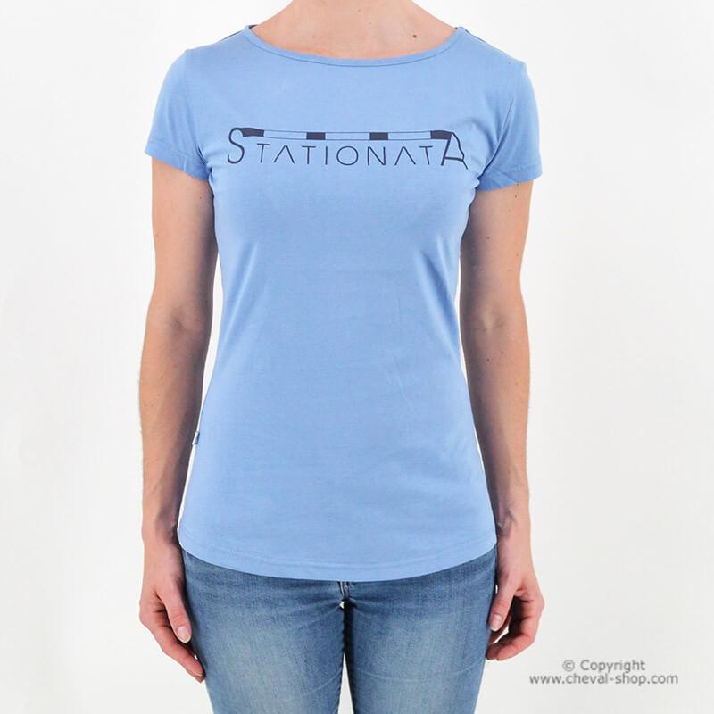 Tee-shirt Femme Caroline STATIONATA