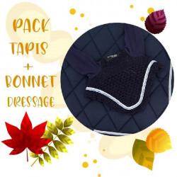 PACK TAPIS + BONNET MARINE TIME RIDER SPORT