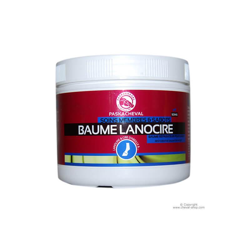 Baume Lanocire Paskacheval - Soin pour sabot