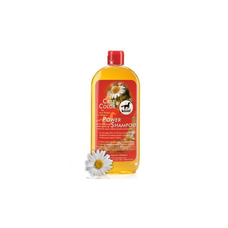 Shampoing à la camomille Leovet