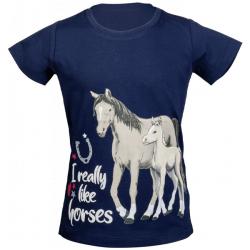 T-shirt Little pony enfant été 2021